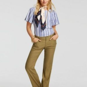 CAbi Wing Top Striped Style 5343